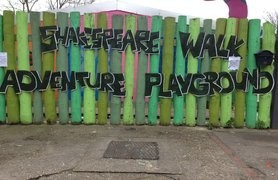Shakespeare Walk Adventure Playground (SWAPA), London